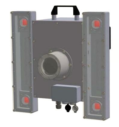 Figure 3 Hot spot camera unit